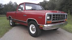 3. 85 D150 Dodge Truck