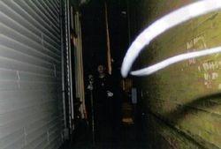 Mr. Nye in Angel Alley