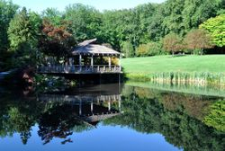 Brookside Gardens Teahouse Summer
