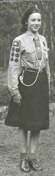 1940s Girl Guide Uniform