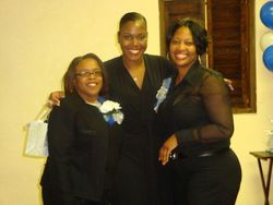 June, Monica L. Jones, Alethea