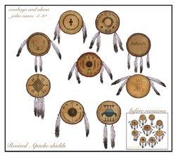 Apache shields
