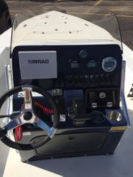 Blazer Bay Dual Radio JL Audio Speakers & Simrad GO7