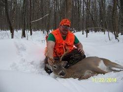 Cowboy 2014 WI Gun Buck