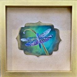 Dew Drop Dragonfly
