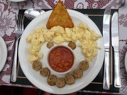 Special breakfast