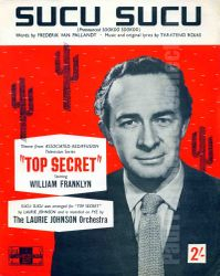 Top Secret - William Franklyn