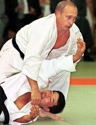 Vladamir Putin - BB Judo