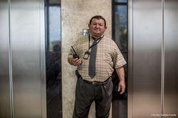 El tecnico de ascensores