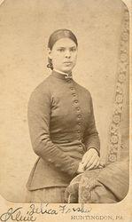 Zelica Eunice (Brumbaugh) Forshey (1867-1923)