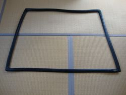 Rear Hatch Window Weatherstrips