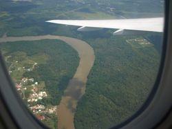 Big Brunei River