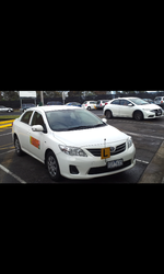 Driving School Frankston - Toyota Corolla  - Automatic Transmission