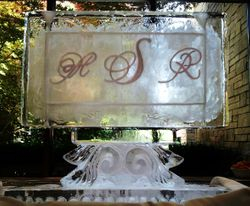 MONOGRAM ICE LUGE