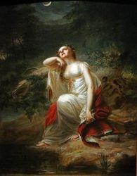 Waldo, Despair, 1820, Detroit