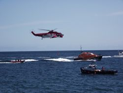 Rescue 117 and Killarney