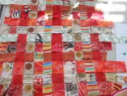 Trish's woven piece