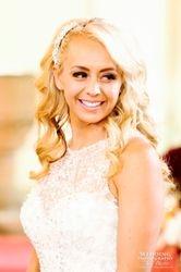 Our Beautiful Bride Amanda