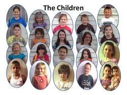 The Children Attending VBS