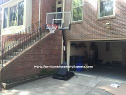 amazon portable basketball hoop assembly service in lorton va