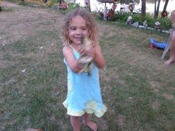 Princess Ayla & her Frog