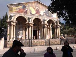 Church at Gethsemane