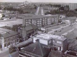 A View Down Victoria Avenue