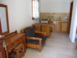 Studio's interior