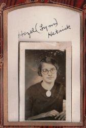 Hazel Marie (Lynn) Hetrick (1913-2003)
