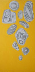 Pebble Forms (Yellow)