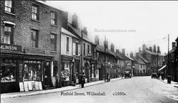 Willenhall, c 1912.