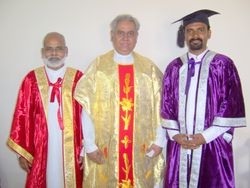 Peace Conference & Convocation Of AUGP  On 10-8-11