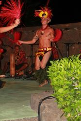 Luau Dance