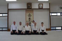 Hombu Dojo