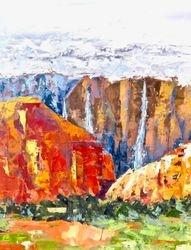 Kayenta Falls