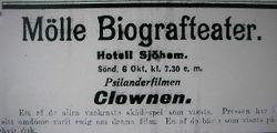 Hotell Sjohem 1918
