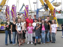 Youth Group at Big E