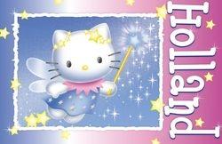 Hello Kitty Mauve