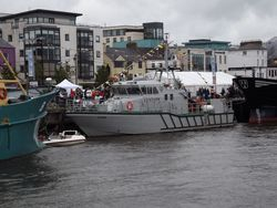 Irish Customs Patrol Vessel