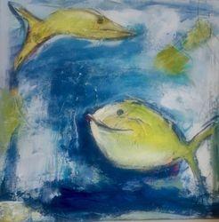Fröliche Fische