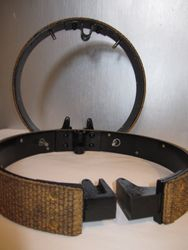 Relined Brake Band-1917 Stephens Touring Car