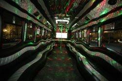 #7 Limo Bus Lazers