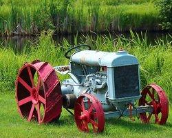 Un-Named (Ferguson Tractor)