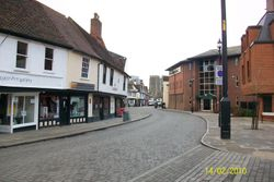 St. Peter's Street