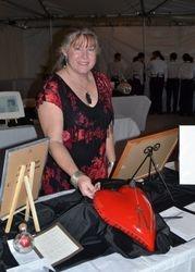 Marsha Judd and her 2013 donation