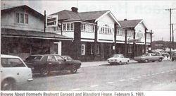 Blandford House, 5 February 1981