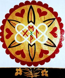 Love in Marriage Runic Hex