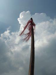 Lanza contra el cielo