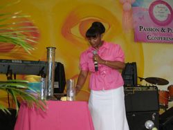 Our PP Girl's Conference -Wolmer's- Sept. 2008