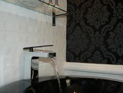 salle d'eau intégrée à la chambre